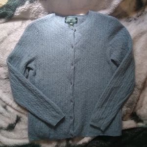 Vintage Ralph Lauren Merino Cashmere Sweater